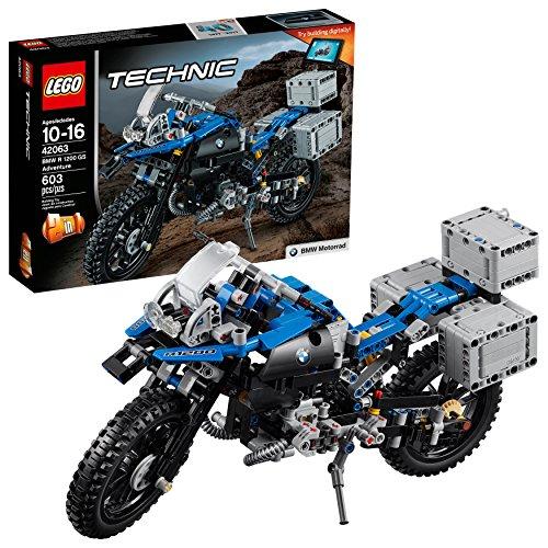 レゴ テクニックシリーズ 6175708 LEGO Technic BMW R 1200 GS Adventure 42063 Advanced Building Toyレゴ テクニックシリーズ 6175708