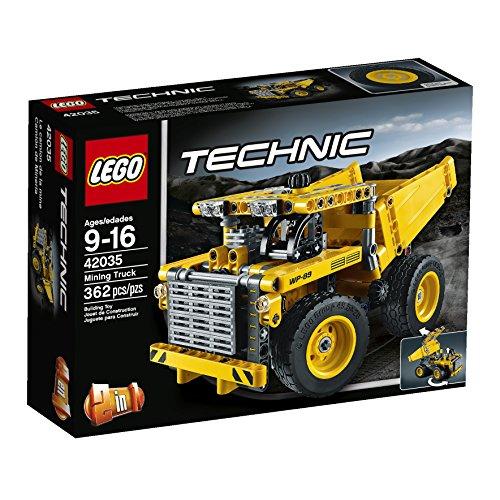 レゴ テクニックシリーズ 6100257 【送料無料】LEGO Technic Mining Truck (42035)レゴ テクニックシリーズ 6100257