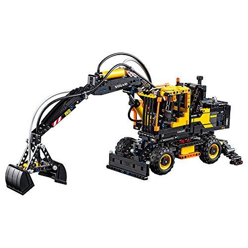 レゴ テクニックシリーズ 6136811 LEGO Technic Volvo EW160E Excavator 42053 Construction Toyレゴ テクニックシリーズ 6136811