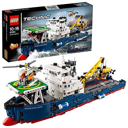 レゴ テクニックシリーズ 42064 【送料無料】LEGO Technic Ocean Explorer Setレゴ テクニックシリーズ 42064