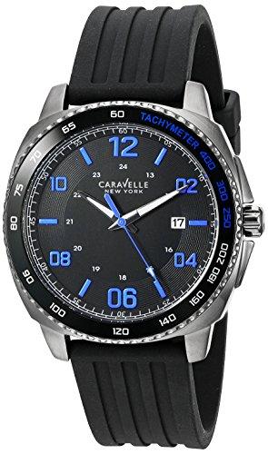 ブローバ 腕時計 メンズ 45B144 【送料無料】Caravelle New York Men's Quartz Stainless Steel Dress Watch (Model: 45B144)ブローバ 腕時計 メンズ 45B144