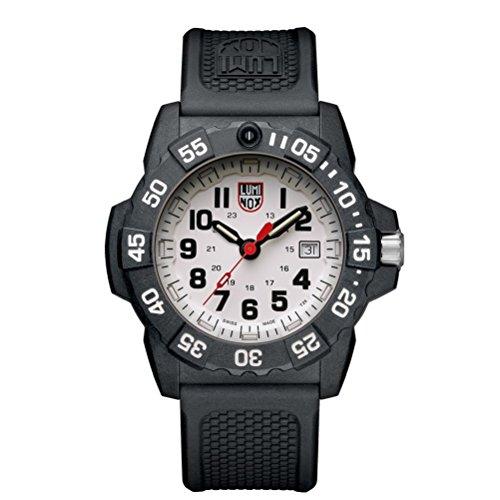 """ルミノックス アメリカ海軍SEAL部隊 ミリタリーウォッチ 腕時計 メンズ XS.3507 【送料無料】Luminox Navy Seal Quartz Movement White Dial Men""""s Watch XS.3507ルミノックス アメリカ海軍SEAL部隊 ミリタリーウォッチ 腕時計 メンズ XS.3507"""