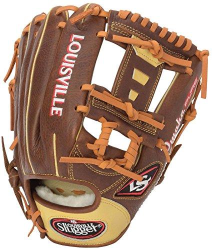 グローブ 内野手用ミット ルイビルスラッガー 野球 ベースボール WTLFGPRBN6-1150 【送料無料】Louisville Slugger Omaha Pure Gloves, Brown, 11.5