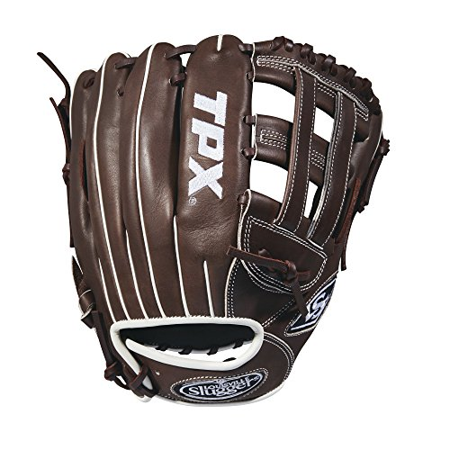 グローブ 内野手用ミット ルイビルスラッガー 野球 ベースボール WTLPXRB181175 Louisville Slugger 2018 Tpx Infield Baseball Glove - Right Hand Throw Dark Brown/White, 11.75