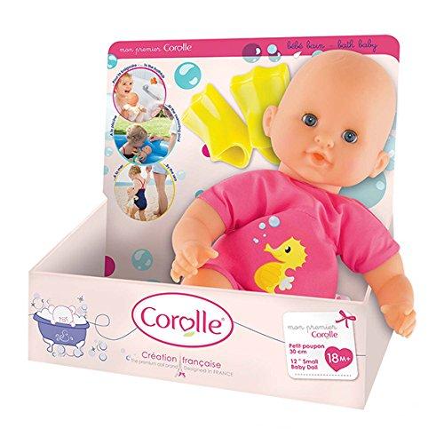 コロール 赤ちゃん 人形 ベビー人形 FBD01 Corolle Mon Premier B?b? Bath Plouf Assortment Dollコロール 赤ちゃん 人形 ベビー人形 FBD01