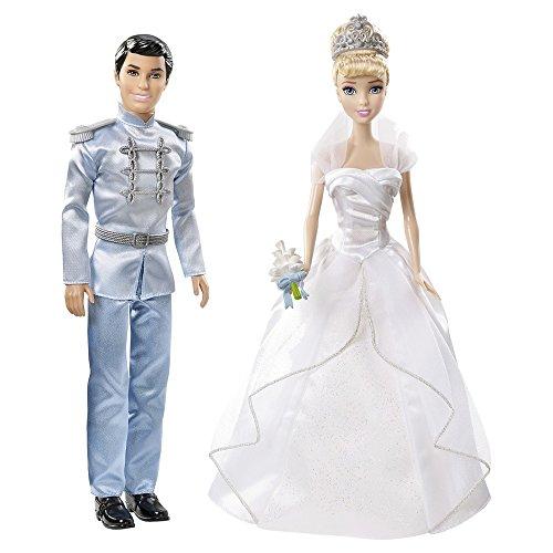 シンデレラ ディズニープリンセス Disney Princess Cinderella Cinderella & Prince Charming Doll Setシンデレラ ディズニープリンセス