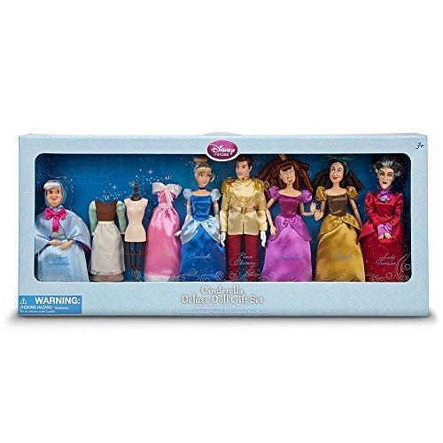 シンデレラ ディズニープリンセス 6070040908164P Disney Princess Exclusive Deluxe Cinderella Doll Gift Setシンデレラ ディズニープリンセス 6070040908164P