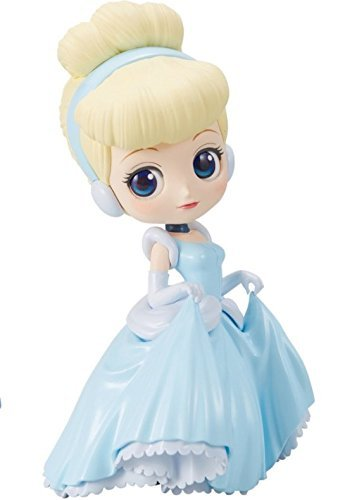 シンデレラ ディズニープリンセス 【送料無料】Q posket Disney Characters Cinderella Special Color (Pastel Color (B)) Version Figure Banprestoシンデレラ ディズニープリンセス