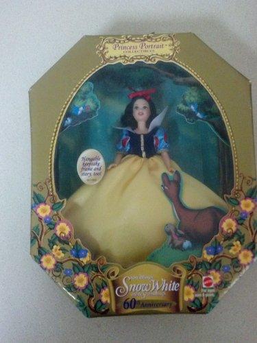 白雪姫 スノーホワイト ディズニープリンセス 【送料無料】Disney Princess Portrait Snow White 60th Anniversary白雪姫 スノーホワイト ディズニープリンセス