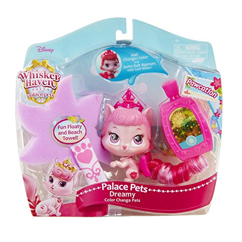 ディズニープリンセス 34462 【送料無料】Palace Pets Pawcation Color Change Pets -Dreamy Playset Playsetディズニープリンセス 34462