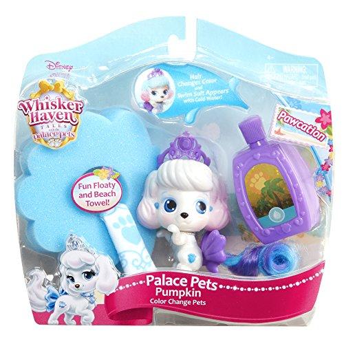 ディズニープリンセス 34463 Palace Pets Pawcation Color Change Pets -Pumpkin Playset Playsetディズニープリンセス 34463