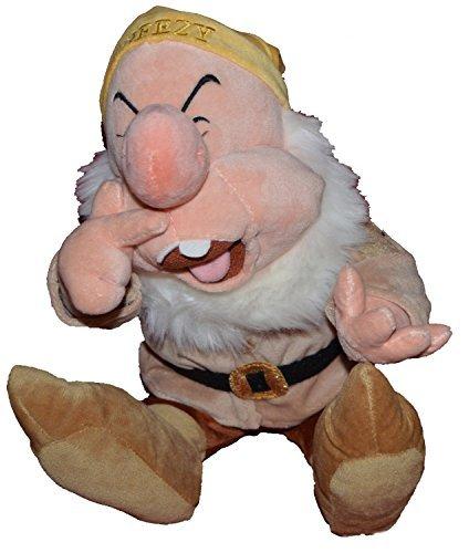 白雪姫 スノーホワイト ディズニープリンセス 【送料無料】Disney Sneezy From Snow White 14 Inch Plush Doll白雪姫 スノーホワイト ディズニープリンセス