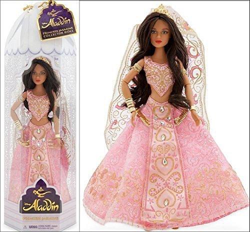 アラジン ジャスミン ディズニープリンセス [Disney] Disney Princess Jasmine doll from Broadway Aladdin the Musical 12 [parallel import goods]アラジン ジャスミン ディズニープリンセス