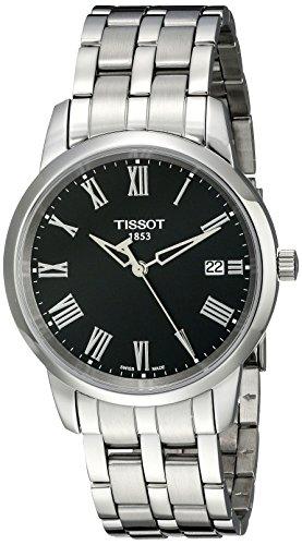 ティソ 腕時計 メンズ T0334101105300 Tissot Men's T0334101105300 Classic Dream Stainless Steel Watchティソ 腕時計 メンズ T0334101105300