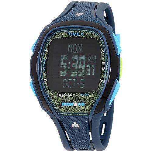 タイメックス 腕時計 メンズ TW5M08200 【送料無料】Timex Ironman Sleek 150 Grey Dial Resin Strap Men's Watch TW5M08200タイメックス 腕時計 メンズ TW5M08200