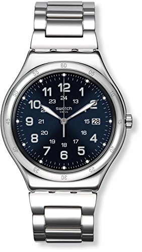 スウォッチ 腕時計 メンズ 夏の腕時計特集 YWS420G 【送料無料】Swatch Men's Digital Quartz Watch with Stainless Steel Bracelet - YWS420Gスウォッチ 腕時計 メンズ 夏の腕時計特集 YWS420G