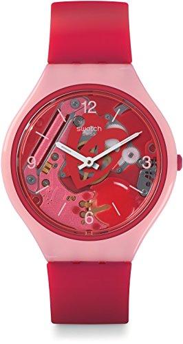 スウォッチ 腕時計 レディース SVOP100 Swatch Women's Digital Quartz Watch with Silicone Strap SVOP100スウォッチ 腕時計 レディース SVOP100