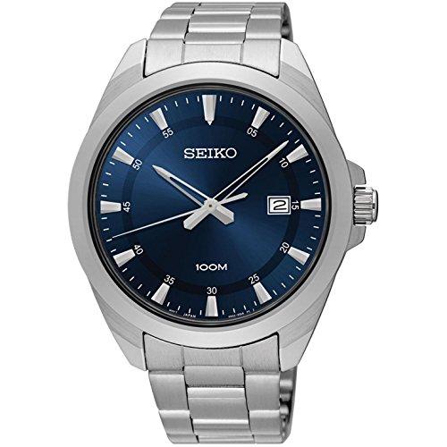 セイコー 腕時計 メンズ SUR207 【送料無料】Seiko Blue Dial Stainless Steel Men's Watch SUR207セイコー 腕時計 メンズ SUR207