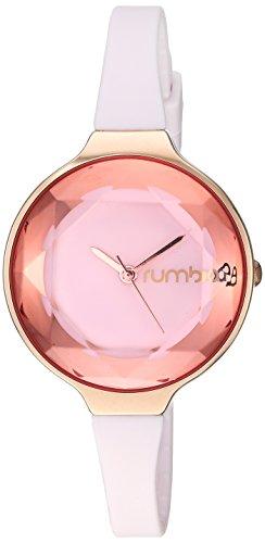 ルンバタイム 腕時計 レディース 22704 【送料無料】RumbaTime Women's 22704 Orchard Gem Mini Rose Gold 30mm Peony Pink Watchルンバタイム 腕時計 レディース 22704