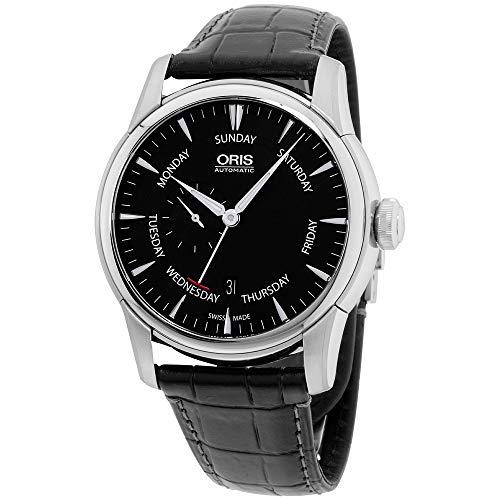 """オリス 腕時計 メンズ ORIS-74576664054LS 【送料無料】Oris Artelier Small Second, Pointer Date Automatic Men""""s Watch 01 745 7666 4054-07 5 23 71FCオリス 腕時計 メンズ ORIS-74576664054LS"""