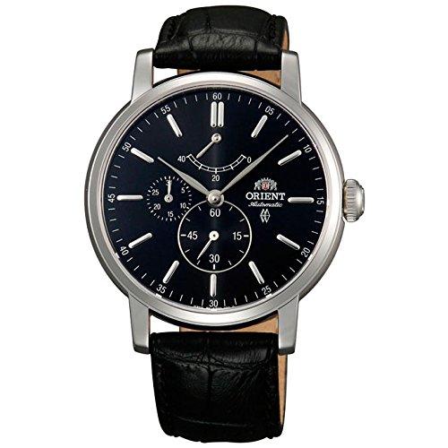 【送料無料】【即納】Orientオリエント メンズ腕時計 FEZ09003B0 ブラック 自動巻き ケース直径40mm/ベルト20mm