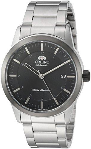 オリエント 腕時計 メンズ FAC05001B0 Orient Men's Sentinel Japanese-Automatic Watch with Stainless-Steel Strap, Silver, 22 (Model: FAC05001B0)オリエント 腕時計 メンズ FAC05001B0