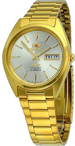 腕時計 オリエント メンズ FAB00004C 【送料無料】Orient #FAB00004C Men's 3 Star Standard Gold Tone Gold Dial Automatic Watch腕時計 オリエント メンズ FAB00004C
