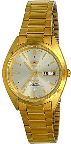 オリエント 腕時計 メンズ FAB00002C 【送料無料】Orient #FAB00002C Men's 3 Star Standard Gold Tone Champagne Dial Automatic Watchオリエント 腕時計 メンズ FAB00002C