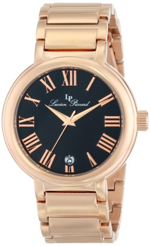ルシアンピカール 腕時計 メンズ LP-11313-RG-11 Lucien Piccard Men's LP-11313-RG-11 Marbella Analog Display Japanese Quartz Rose Gold Watchルシアンピカール 腕時計 メンズ LP-11313-RG-11