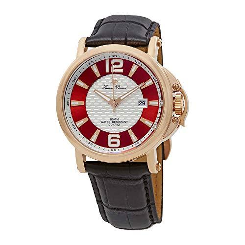 腕時計 ルシアンピカール メンズ LP-40018-RG-05-SC 【送料無料】Lucien Piccard Triomf Red Men's Watch LP-40018-RG-05-SC腕時計 ルシアンピカール メンズ LP-40018-RG-05-SC