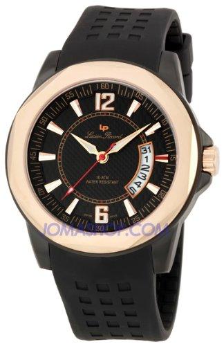 ルシアンピカール 腕時計 メンズ 28129RO 【送料無料】Lucien Piccard Rose Gold Mens Watch 28129ROルシアンピカール 腕時計 メンズ 28129RO