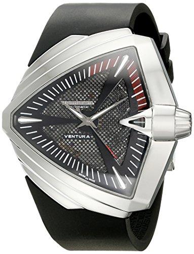 ハミルトン 腕時計 メンズ H24655331 Hamilton Men's H24655331 Ventura Analog Display Automatic Self Wind Black Watchハミルトン 腕時計 メンズ H24655331