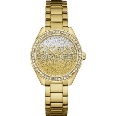 ゲス GUESS 腕時計 レディース W0987L2 【送料無料】Guess W0987L2 Ladies Glitter Girl Watchゲス GUESS 腕時計 レディース W0987L2