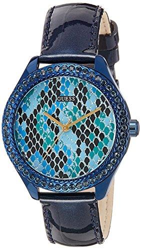 ゲス GUESS 腕時計 レディース W0626L3 GUESS Womens Analogue Quartz Watch with Leather Strap W0626L3ゲス GUESS 腕時計 レディース W0626L3