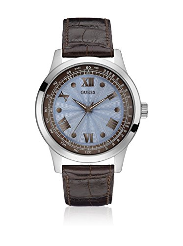 腕時計 ゲス GUESS レディース 【送料無料】Guess Monogam Womens Analog Quartz Watch with Synthetic Leather Bracelet W0662G2腕時計 ゲス GUESS レディース