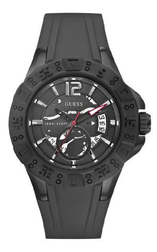 ゲス GUESS 腕時計 メンズ W0034G3 【送料無料】Guess Mens Magnum Watch W0034G3ゲス GUESS 腕時計 メンズ W0034G3