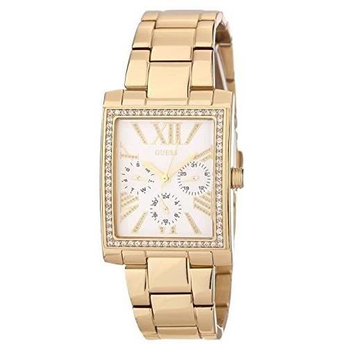 ゲス GUESS 腕時計 レディース 0091661440878 【送料無料】Guess W0446L2 Multifunction Gold Tone Crystal Womens Ladies Watchゲス GUESS 腕時計 レディース 0091661440878