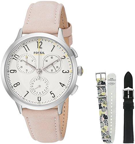 フォッシル 腕時計 レディース CH3098SET Fossil Women's CH3098SET Abilene Sport Chronograph Watch Box Setフォッシル 腕時計 レディース CH3098SET