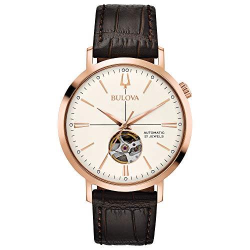 ブローバ 腕時計 メンズ 97A136 【送料無料】Bulova Dress Watch (Model: 97A136)ブローバ 腕時計 メンズ 97A136