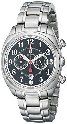 ブローバ 腕時計 メンズ 96B162 【送料無料】Bulova Men's 96B162 Adventurer Chronograph Watchブローバ 腕時計 メンズ 96B162