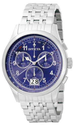 インヴィクタ インビクタ リザーブ 腕時計 メンズ 0417 【送料無料】Invicta Men's 0417 Vintage Collection Reserve 7000 Chronograph Stainless Steel Watchインヴィクタ インビクタ リザーブ 腕時計 メンズ 0417