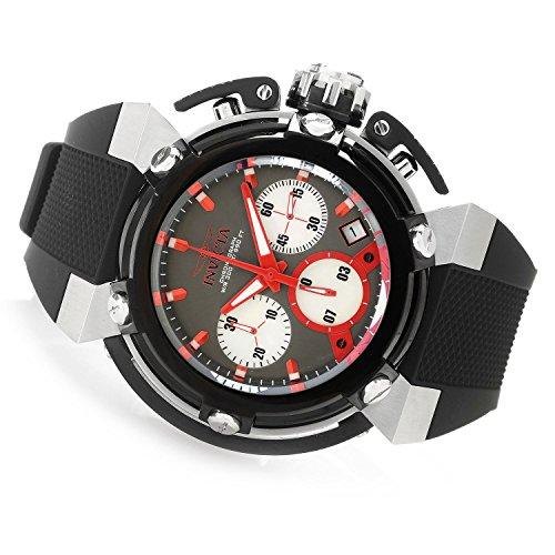 インヴィクタ インビクタ フォース 腕時計 メンズ 22442 Invicta Men's Coalition Forces Stainless Steel Analog-Quartz Watch with Silicone Strap, Black, 36 (Model: 22442)インヴィクタ インビクタ フォース 腕時計 メンズ 22442