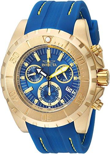 インヴィクタ インビクタ プロダイバー 腕時計 メンズ 24923 【送料無料】Invicta Men's Pro Diver Quartz Watch with Polyurethane Strap, Blue, 1 (Model: 24923)インヴィクタ インビクタ プロダイバー 腕時計 メンズ 24923