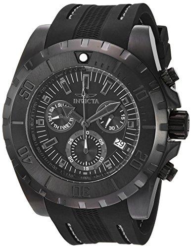 インヴィクタ インビクタ プロダイバー 腕時計 メンズ 24921 【送料無料】Invicta Men's Pro Diver Stainless Steel Quartz Watch with Polyurethane Strap, Black, 30 (Model: 24921)インヴィクタ インビクタ プロダイバー 腕時計 メンズ 24921