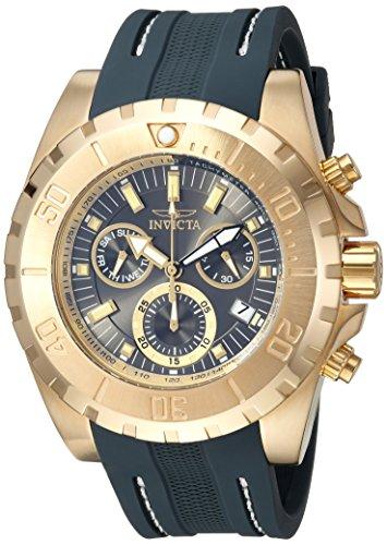インヴィクタ インビクタ プロダイバー 腕時計 メンズ 24919 Invicta Men's Pro Diver Quartz Watch with Polyurethane Strap, Grey, 29 (Model: 24919)インヴィクタ インビクタ プロダイバー 腕時計 メンズ 24919