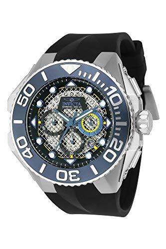 インヴィクタ インビクタ フォース 腕時計 メンズ 23959 【送料無料】Invicta Men's Coalition Forces Stainless Steel Quartz Watch with Silicone Strap, Black, 25 (Model: 23959)インヴィクタ インビクタ フォース 腕時計 メンズ 23959