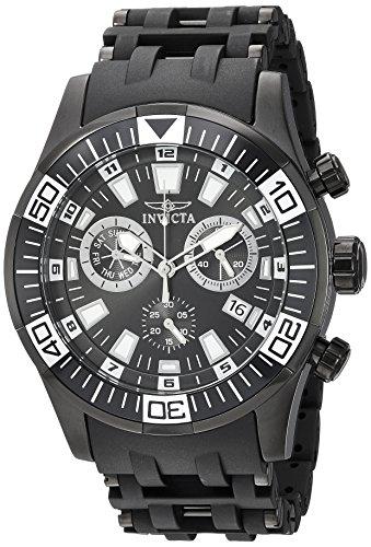 インヴィクタ インビクタ シースパイダー 腕時計 メンズ 19533 Invicta Men's Sea Spider Quartz Watch with Stainless-Steel Strap, Two Tone, 26 (Model: 19533)インヴィクタ インビクタ シースパイダー 腕時計 メンズ 19533