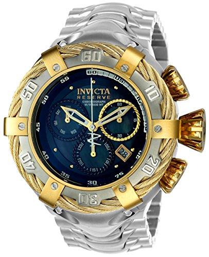 インヴィクタ インビクタ ボルト 腕時計 メンズ 22967 Invicta Men's Bolt Quartz Watch with Stainless-Steel Strap, Silver, 28.1 (Model: 22967)インヴィクタ インビクタ ボルト 腕時計 メンズ 22967