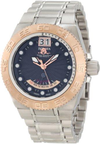 インヴィクタ インビクタ サブアクア 腕時計 メンズ 10869 Invicta Men's 10869 Subaqua Blue Sunray Dial Stainless Steel Watchインヴィクタ インビクタ サブアクア 腕時計 メンズ 10869