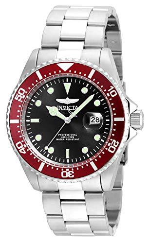 インヴィクタ インビクタ プロダイバー 腕時計 メンズ 22020 Invicta Men's Pro Diver Quartz Diving Watch with Stainless-Steel Strap, Silver, 21 (Model: 22020)インヴィクタ インビクタ プロダイバー 腕時計 メンズ 22020